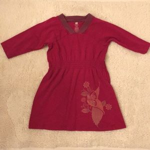 Tea Size 5 Dress with 3/4 sleeves